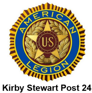 American Legion Kirby Stewart Post 24 (new)