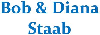 Bob & Diana Staab